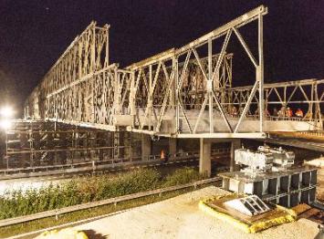 Brücke Höchst – St Margareten