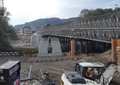 Brücke Höchst – St. Margrethen