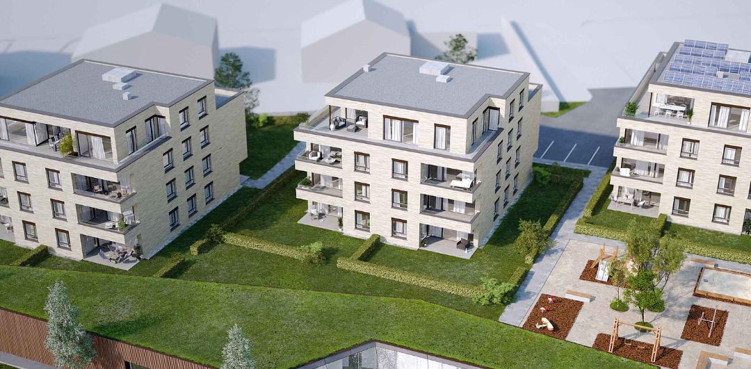 Wohnanlage Ill-Litz Hof Schruns