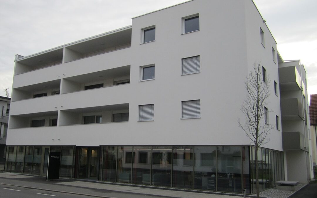 Wohnanlage Moosmahdstraße Dornbirn